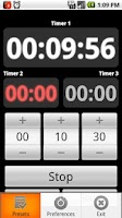 Screenshot of Kitchen Timer