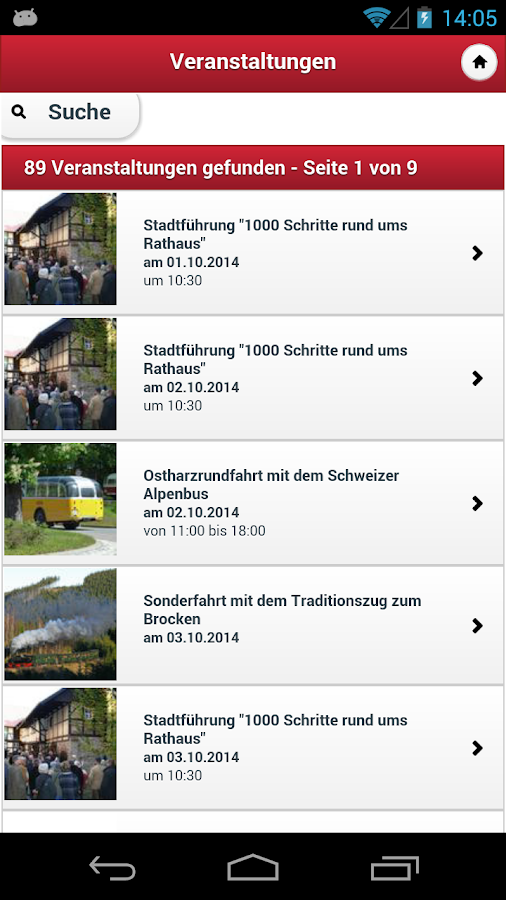 Wernigerode- screenshot