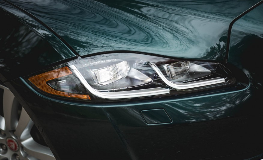 Ngoại thất Xe Jaguar XJ Thế Hệ Mới 06