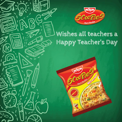This TeachersDay do something different to show your respects