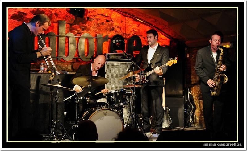 Get The Blessing (Jamboree Jazz Club, Barcelona, 5/8/2011)
