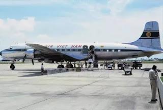 Chiếc máy bay AVN 642B.