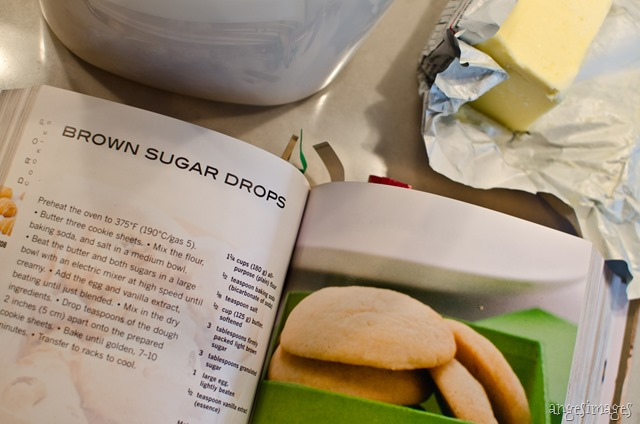Brown Sugar Drop Cookies | personallyandrea.com