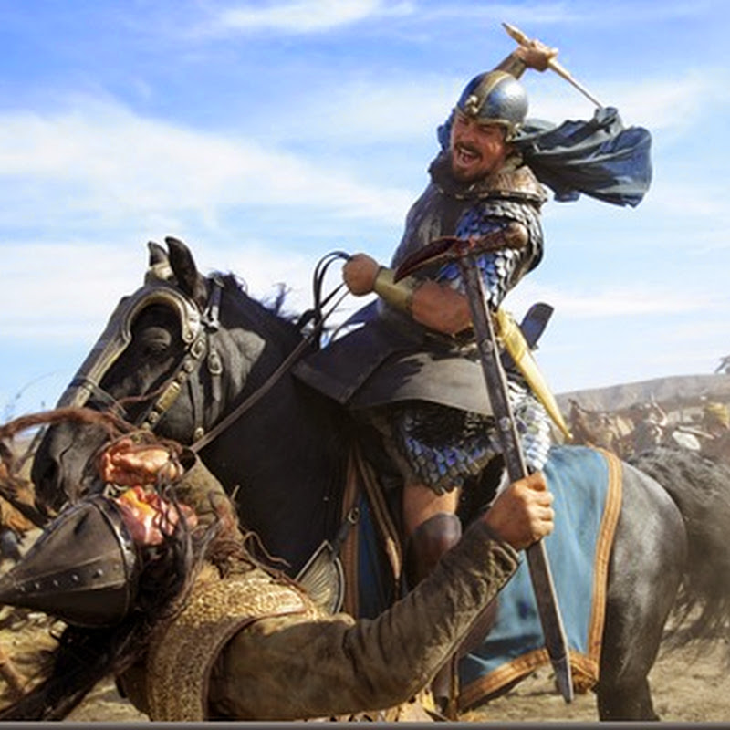 "Creating the Action in ""Exodus: Gods and Kings"""