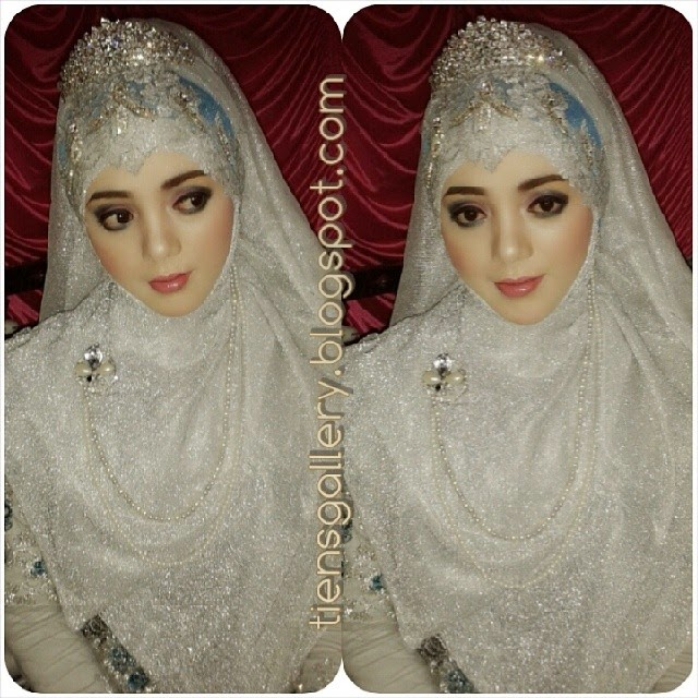 Jasa Rias Pengantin Muslimah Rifa S Wedding Tien S Gallery