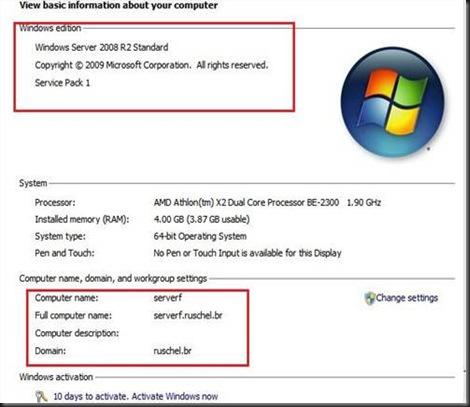 André Ruschel - INTEROP: Migrando Windows Server 2008 R2