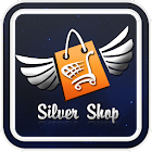 Magento Silver Shop icon
