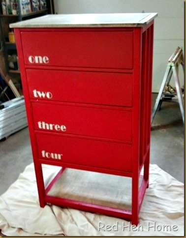 Red Hen Home Handbuilt Bedroom Dresser 4