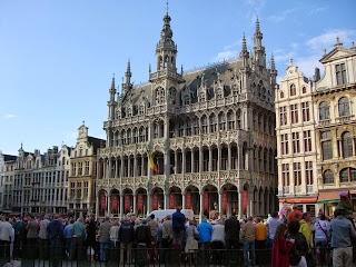 Maison du Roi à Bruxelles