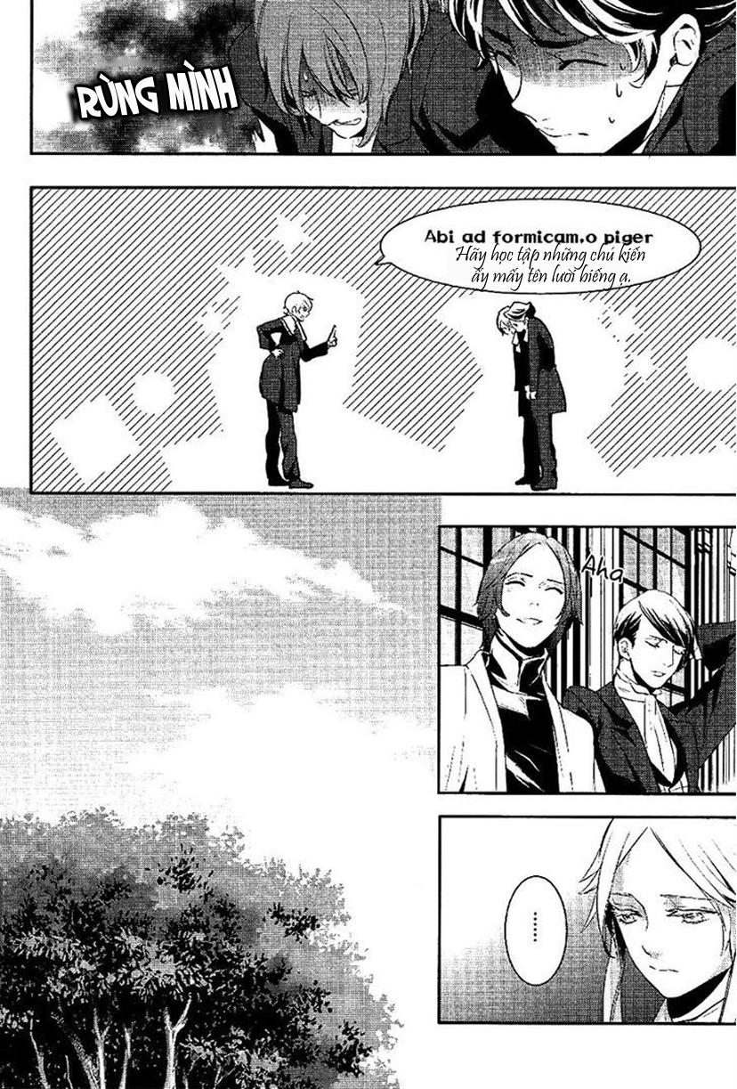 Makai Ouji: Devils and Realist Chap 026