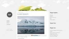 Legit blogger template 225x128