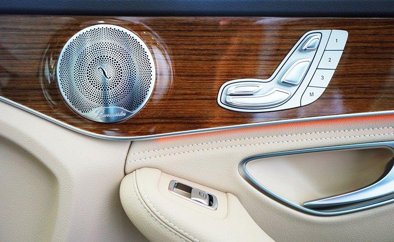 Nội thất xe Mercedes Benz C250 Exclusive new model 06