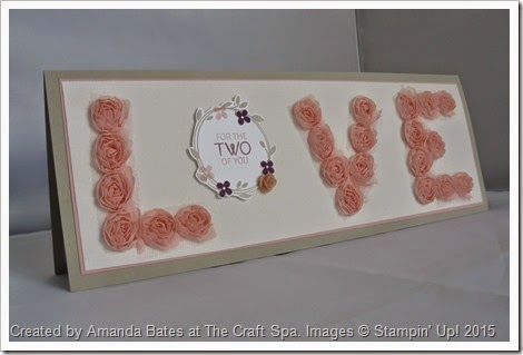 Artisan Embellishments Flowers LOVE Feb 2015 by Amanda Bates at The Craft Spa (1)