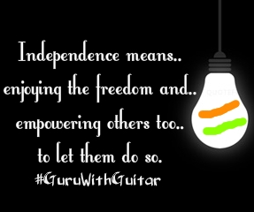 Independence_day_quote_India_69_vikrmn_author_ca_verma_10alone_freedom_kuwait_chartered_accountant