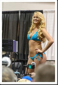 Motorama Events Bikini Contest