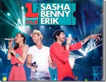 sasha benny y erick en Auditorio Nacional en mexico Boletos baratos en primera fila