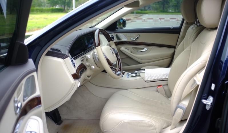 Nội thất xe Mercedes Benz S400 cũ 2015 01
