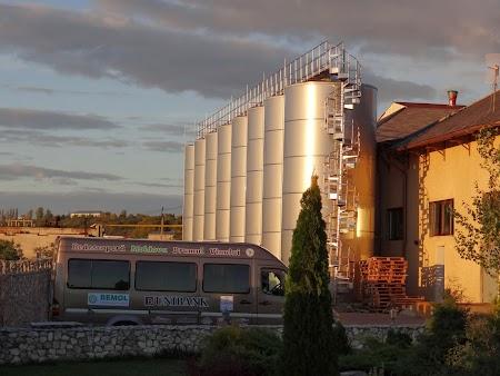 Drumul vinului -Basarabia: Fabrica Chateau Vartely Orhei