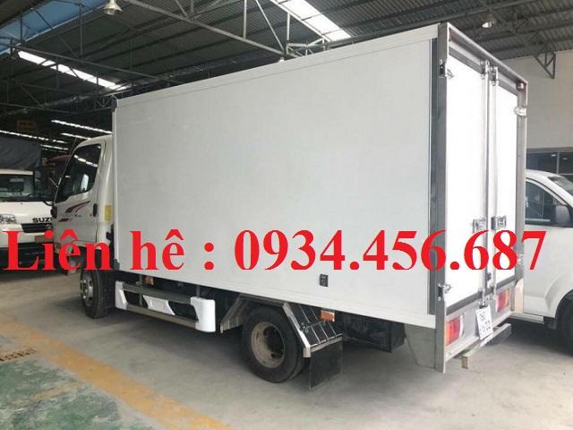 Đại lý bán xe Hyundai N250 thùng đông lạnh