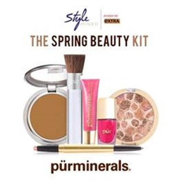 pur minerals_spring beauty kit