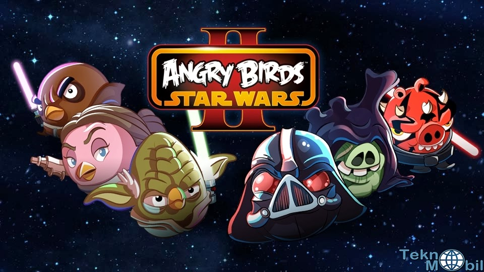 Angry Birds Star Wars 2 Pc Full