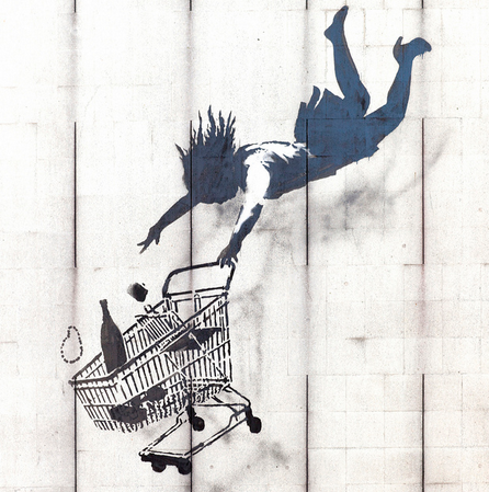 banksy shop until you drop