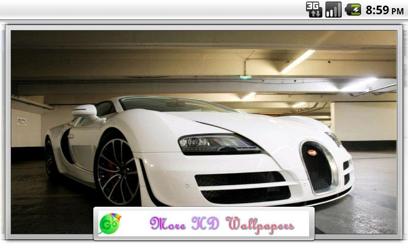 Sports Cars and Racing HD - screenshot