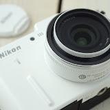 Nikon 1 V1 ホワイト+フィルター