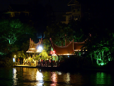 Excursie in China: canale in Guilin