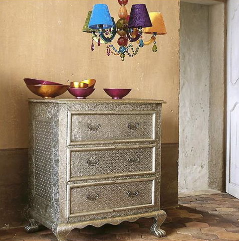 Diy metallic furniture Painting Wood Source Furniture Fashion And If You Want Tutorialu2026 Image Monica Wants It Metallic Furniture diy Tutorial Monica Wants It
