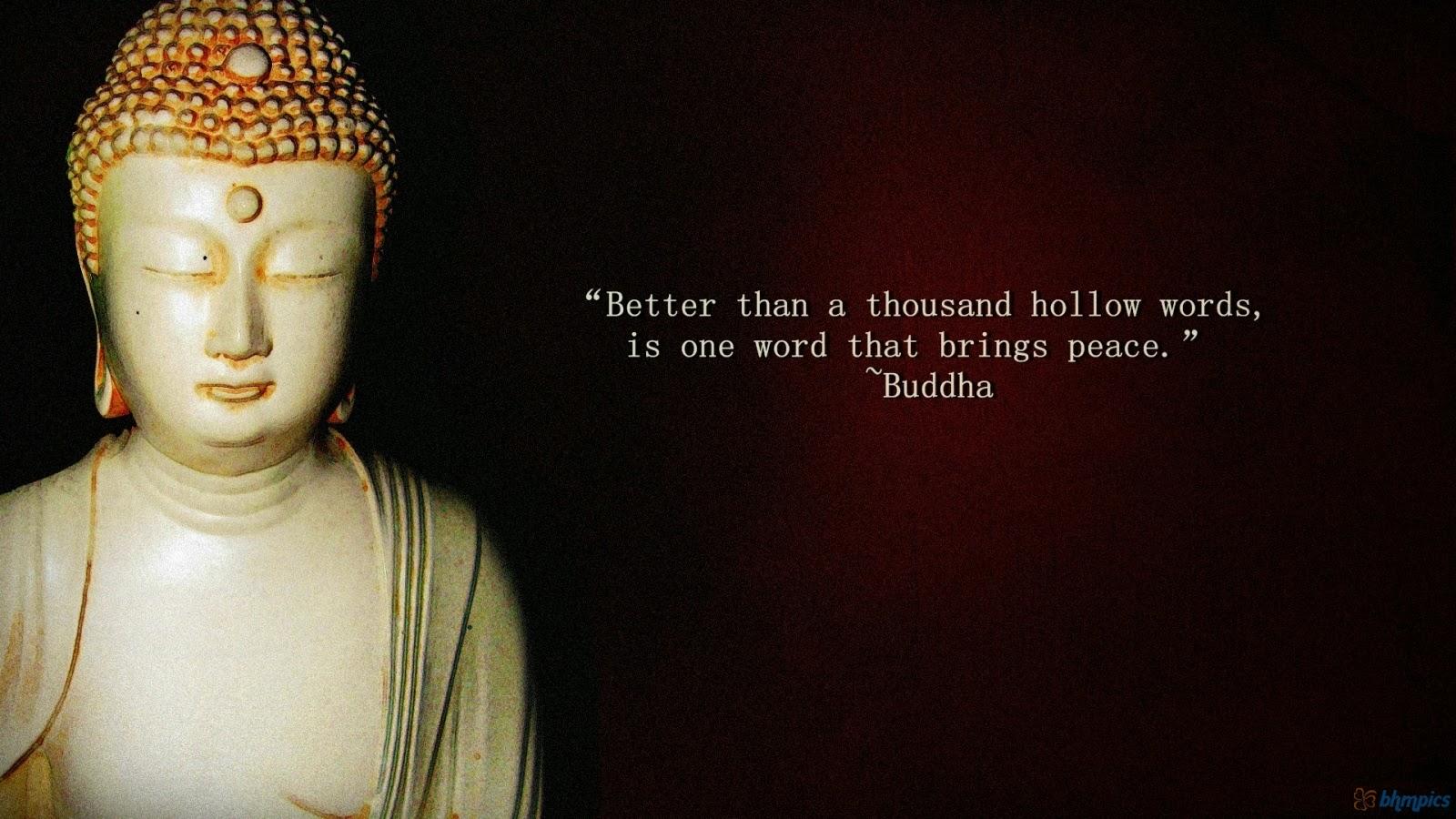 Buddha Quotes: Misplaced Snow Owl's Simple Life: The Wisdom Of Buddha