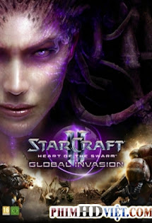 Starcraft 2: Heart Of The Swarm - Starcraft 2 - Heart Of The Swarm - The Movie Extended Cut
