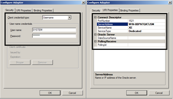 Polling Oracle 11g XE with OracleDbBinding - Steef-Jan Wiggers Blog