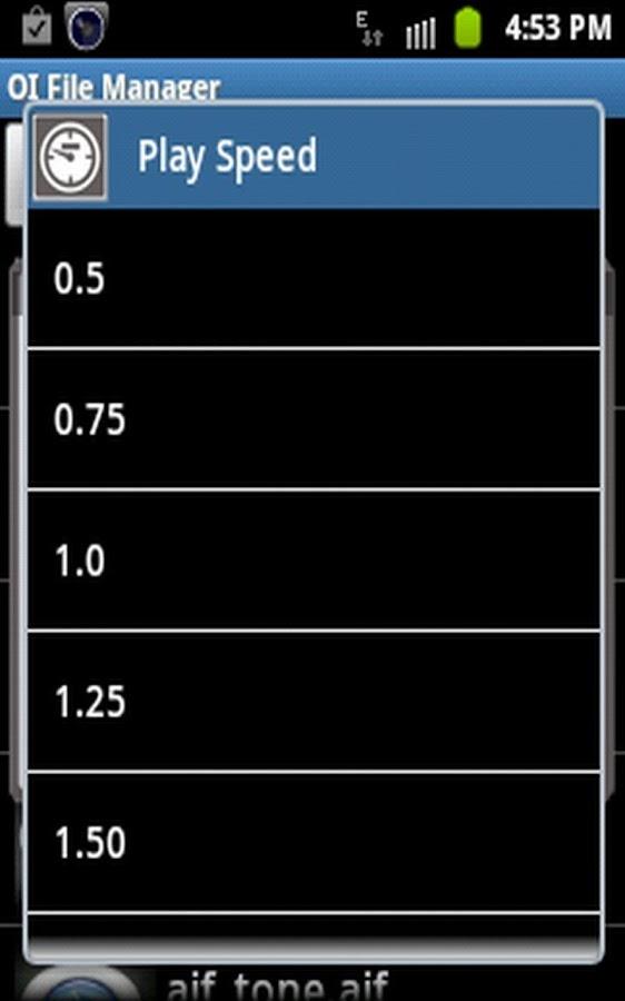 Picus Wav Player Trial- screenshot