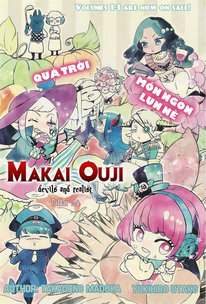 Makai Ouji: Devils and Realist Chap 027
