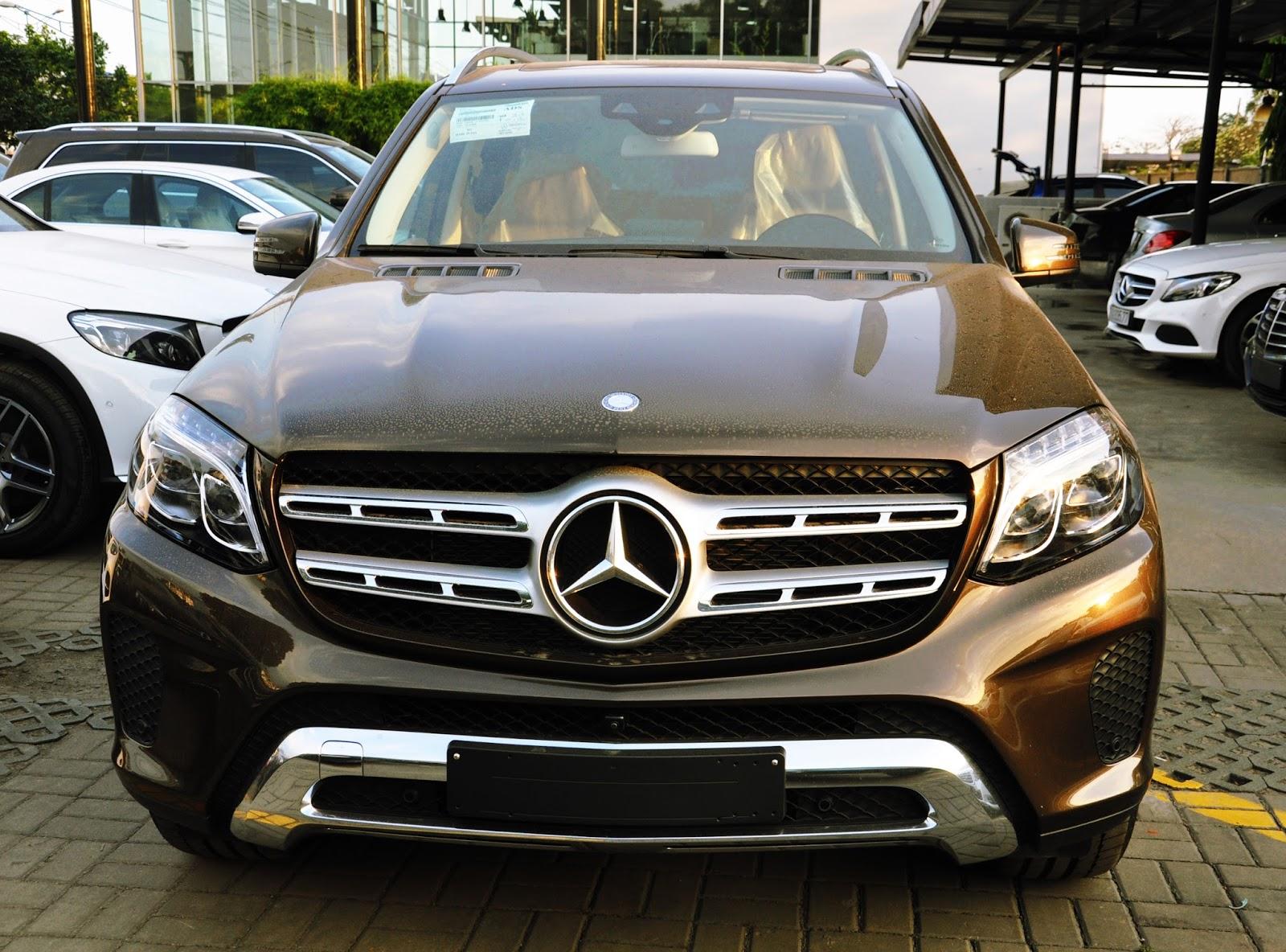 Xe mercedes benz gls400 th h m i mercedes benz car dealers for Mercedes benz car dealers