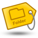 File Organizer - Folder Tag icon