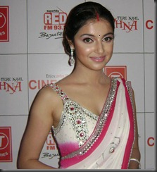 Divya_Khosla_hot_in_saree