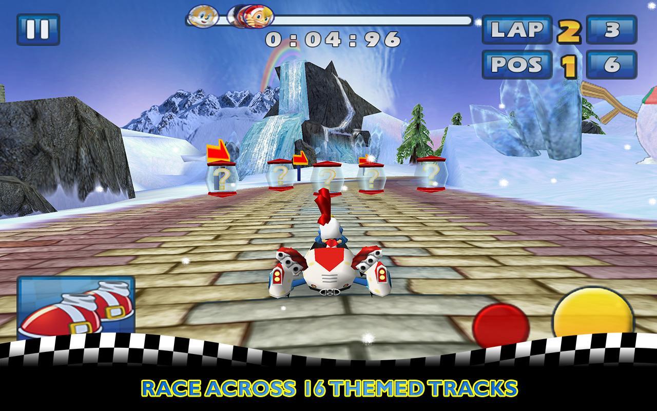 Sonic & SEGA All-Stars Racing screenshot #3