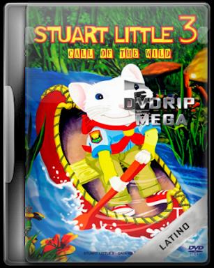 Stuart Little 3 [2005]   DVDRip Latino HD Mega 1 Link