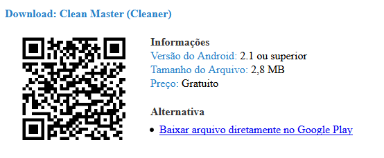 download-clean-master