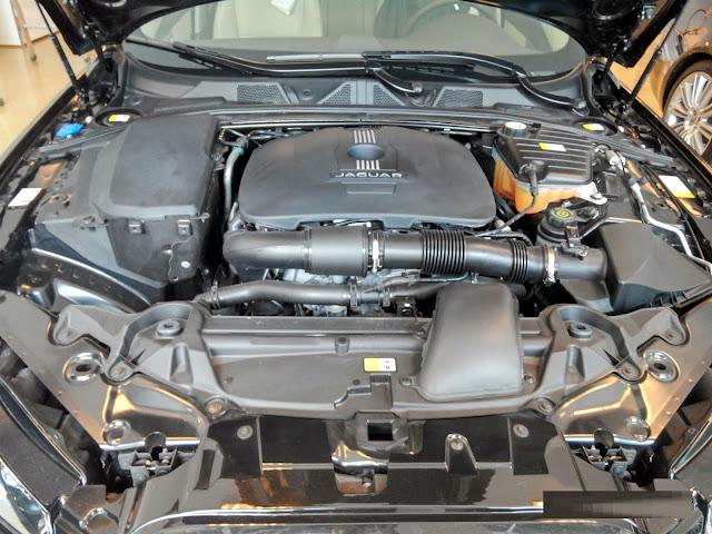 Nội Thất Xe Jaguar XF Premium Luxury 014