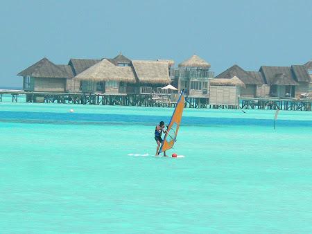 Plaje Maldive: Paradise Island Maldive