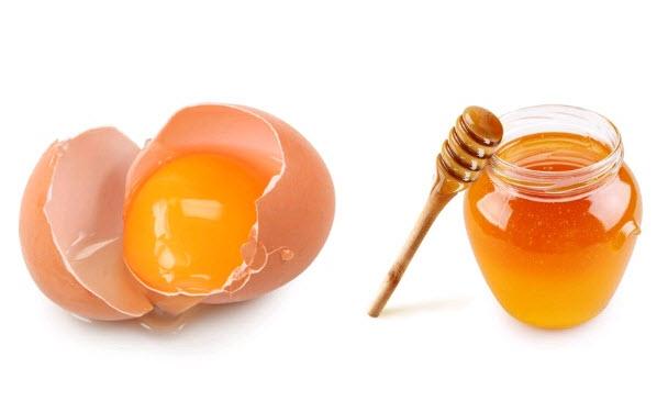 Kết quả hình ảnh cho lòng đỏ trứng gà và mật ong