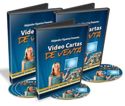 VIDEO CARTAS DE VENTA [ Curso ] – Cómo vender cualquier producto o servicio en internet utilizando la herramienta más efectiva
