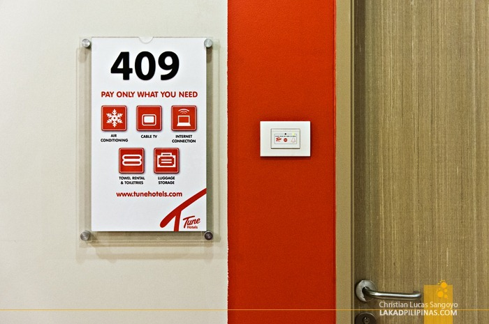 Pay Only What You Need at Tune Hotels