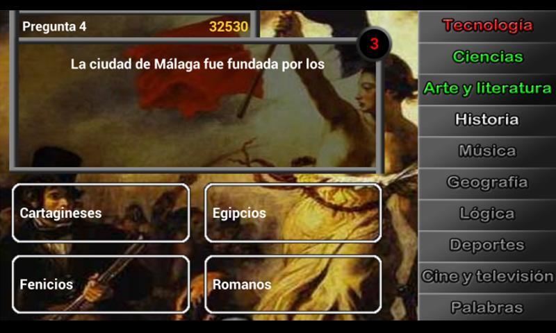 El Preguntón Trivia - screenshot