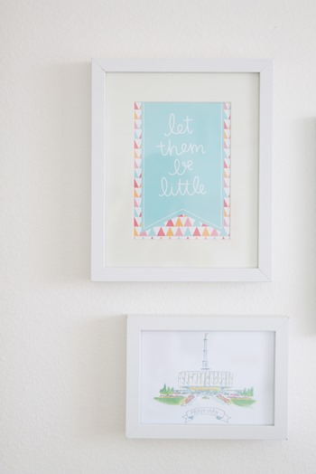 let them be little print from alexa z design