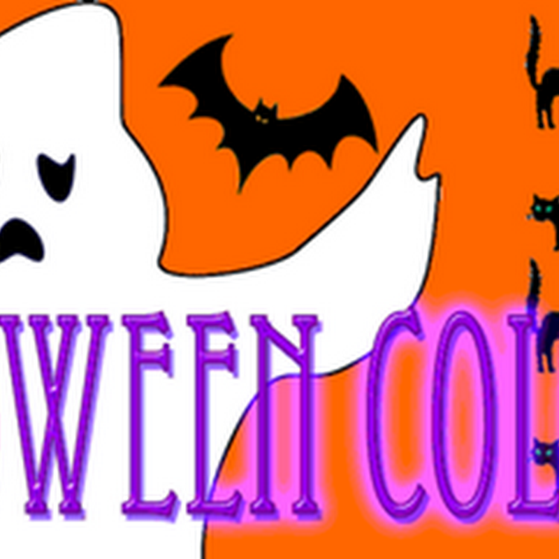 Halloween - Planse de colorat