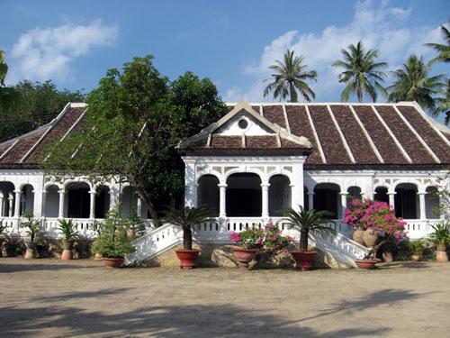 Nhà cổ Hai Thái